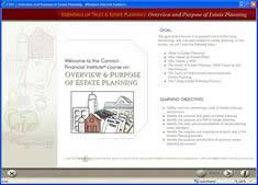 Essentials of Trust and Estate Planning eLearning