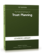 Tools & Techniques of Trust Planning